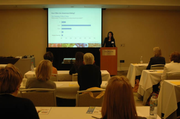 Presentation at Shopping for Health 2015 Conference