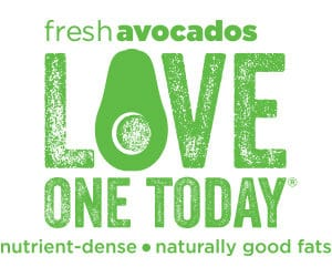 fresh avocados LOVE ONE TODAY nutrient dense, naturally good fats