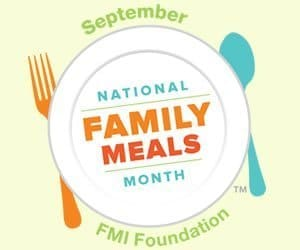 September National Family Meals Month