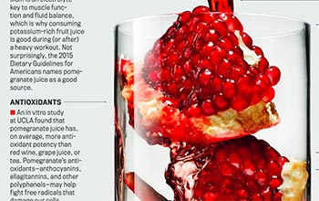 Pomegranate info image