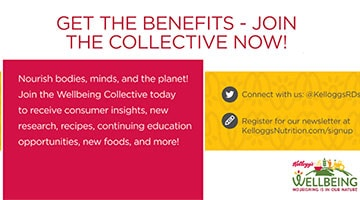 Get the benefits, join the collective now